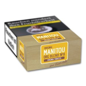 Manitou Gold Org Blend No. 8