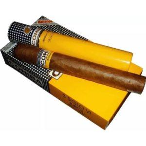 Сигара Cohiba Siglo IV tubos 3 штуки