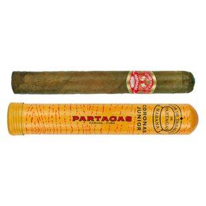 Сигара Partagas Coronas Junior Tubos