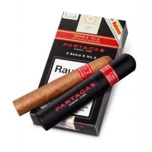 Сигара Partagas Serie E №2