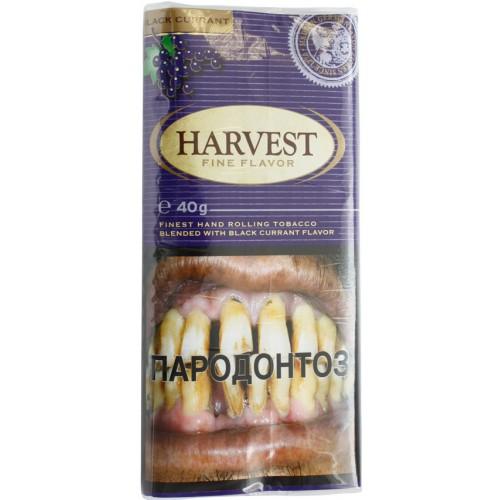 Сигаретный табак Harvest Black Currant