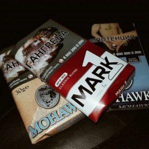 Сигаретный табак MARK 1/Mohawk (Германия)
