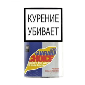 Сигаретный табак Mac Baren Guarana Choice 40 гр.