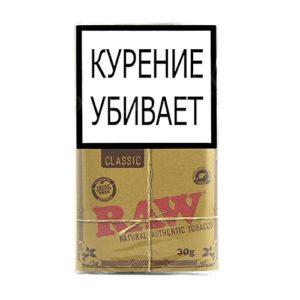 Сигаретный табак Mac Baren - RAW - Classic 30 гр.