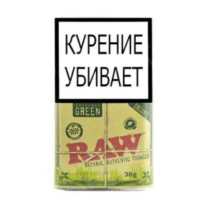 Сигаретный табак Mac Baren - RAW - Green 30 гр.