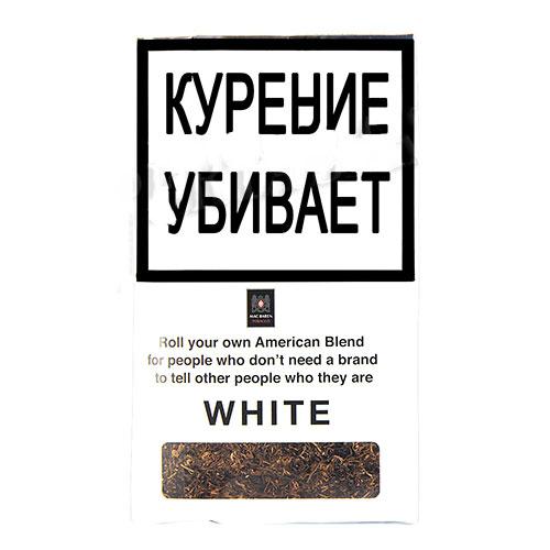 Сигаретный табак Mac Baren - for people - White 40 гр.