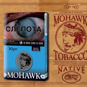 Сигаретный табак Mohawk Halfzware 30 гр. (Германия)