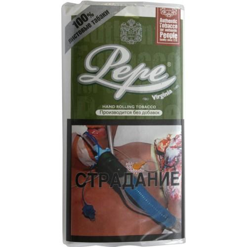 Сигаретный табак Pepe Dark Green 30 г