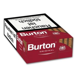 Сигареты Burton (Германия)