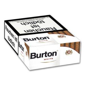 Сигареты Burton White