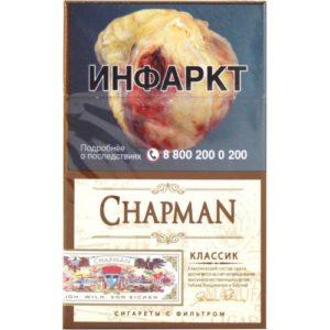 Сигареты Chapman Super Slim Classic