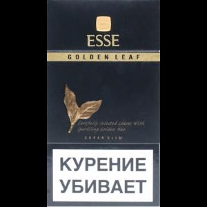 Сигареты Esse - Golden Leaf - Black
