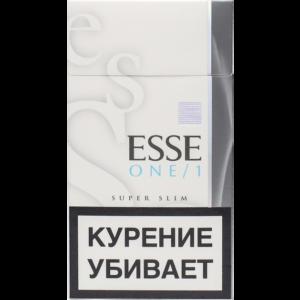 Сигареты Esse - One