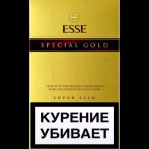 Сигареты Esse - Special Gold