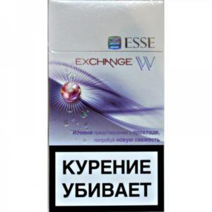 Сигареты Esse - W Exchange