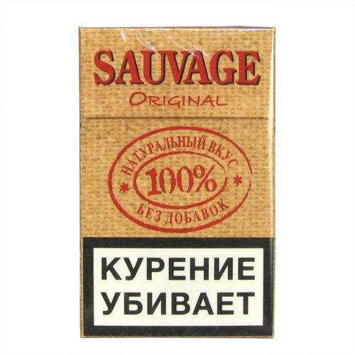 Сигареты Flandria Sauvage Original