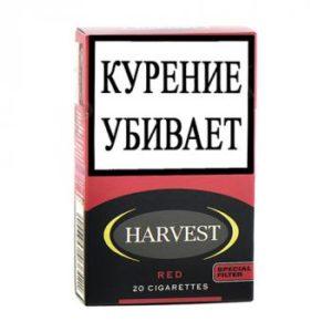 Сигареты Harvest KS Red