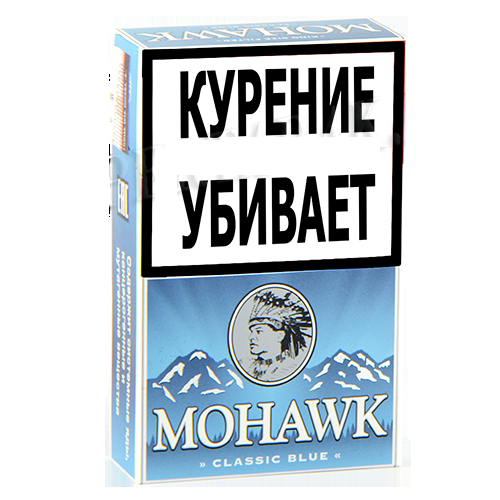 Сигареты Mohawk Classic Blue
