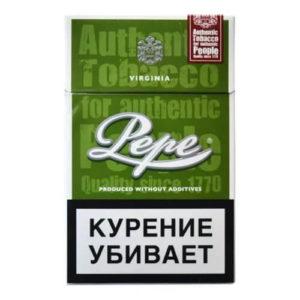 Сигареты Pepe (Германия)