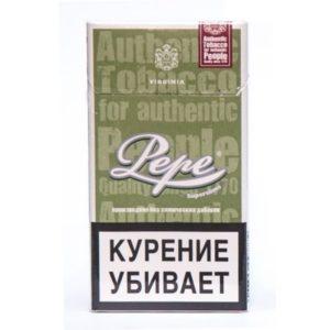 Сигареты Pepe Rich Green - SLIM