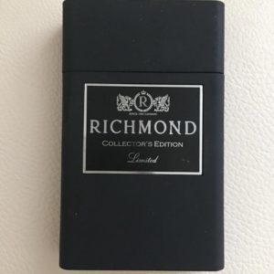 Сигареты Richmond Collector`s Edition Limited