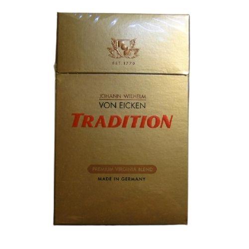 Сигареты Tradition Gold Germany