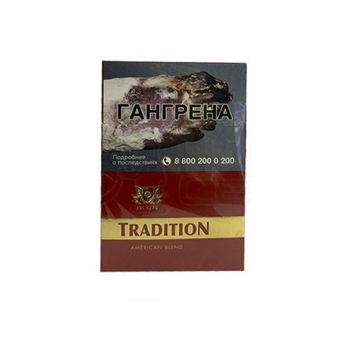 Сигареты Tradition Red Germany