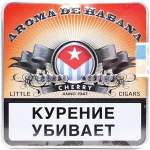 Сигариллы Aroma de Habana Cherry