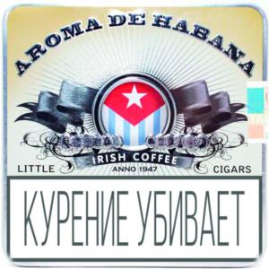 Сигариллы Aroma de Habana Irish Coffee