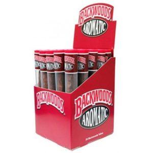 Сигариллы Backwoods Aromatic Туба
