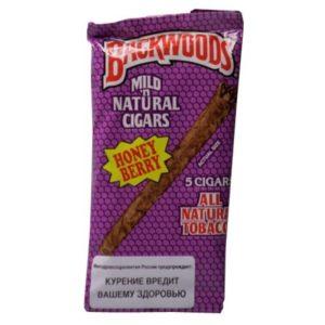 Сигариллы Backwoods Honey Berry (5 шт)