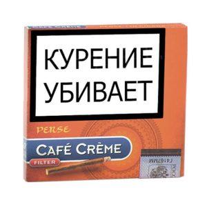 Сигариллы Cafe Creme Filter Perse