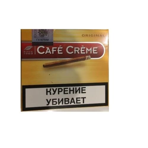 Сигариллы Cafe Creme Original - картонная пачка