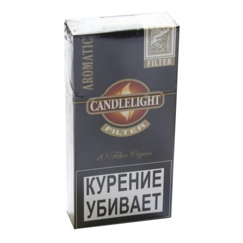 Сигариллы Candlelight Filter Aromatic (10 шт)