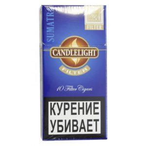 Сигариллы Candlelight Filter Sumatra (10 шт)