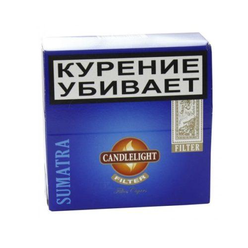 Сигариллы Candlelight Filter Sumatra 50 шт.