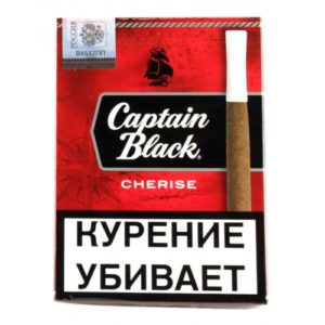 Сигариллы Captain Black - Tip Mini Cherise