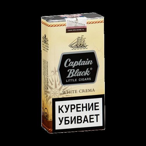 Сигариллы Captain Black White Crema (Доминиканская республика)
