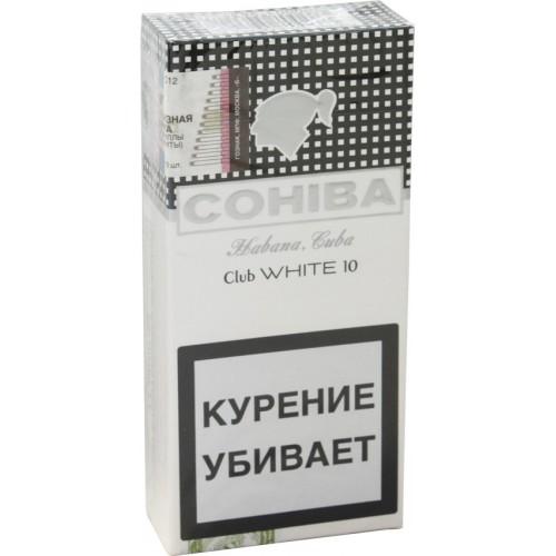 Сигариллы Cohiba Club White