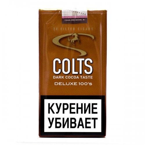 Сигариллы Colts Dark Cocoa Taste США