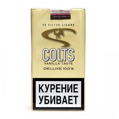 Сигариллы Colts Vanilla Taste США