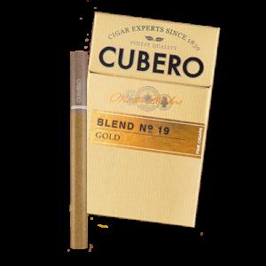 Сигариллы Cubero Blend №19 Gold