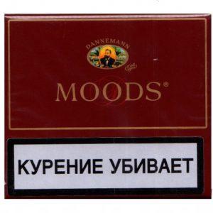 Сигариллы MOODS (без фильтра)