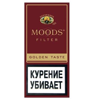 Сигариллы Danneman Moods Filter Golden Taste 5