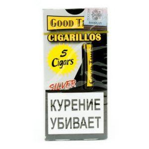 Сигариллы Good Times Cigarillos Silver (5 шт)