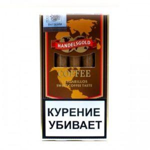 Сигариллы Handelsgold Coffee Cigarillos