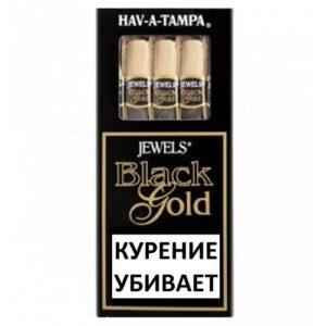 Сигариллы Jewels Black and Gold