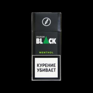 Сигариллы Кретек Джарум BLACK Menthol