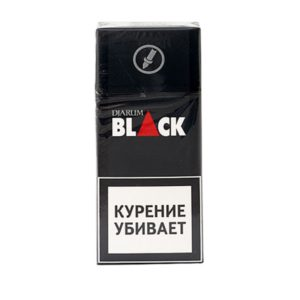 Сигариллы Кретек Джарум Black