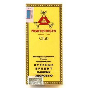 Сигариллы Montecristo (Куба)